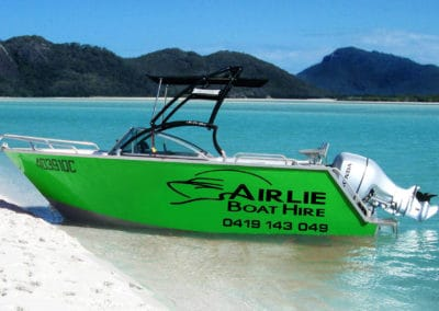 Airlie-Boat-Hire green