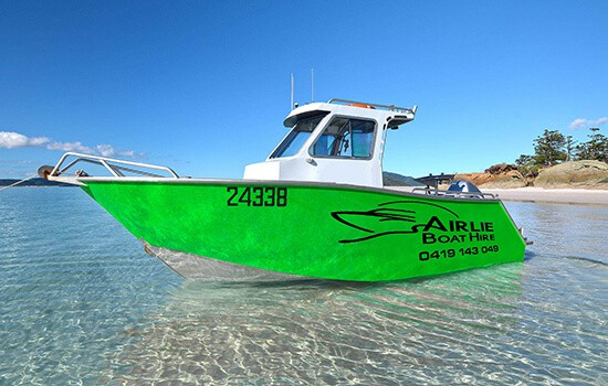 Airlie-Boat-Hire-Centre-Cab-Commercial-boat-hire