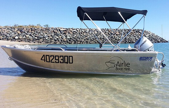 Airlie-Boat-Hire-Kakadu-Tinny-Commercial-boat-hire