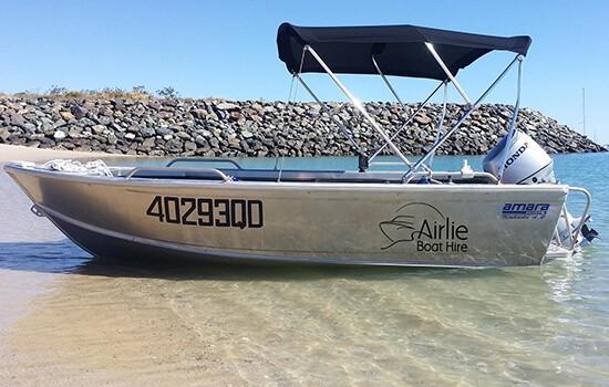 Airlie-Boat-Hire-Kakadu-Tinny-Whitsunday-boat-hire