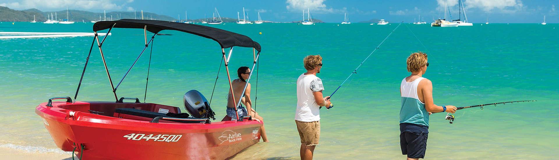 Airlie-Boat-Hire-Unlicensed-Boat-Smartwave-Self-Drive-Boats